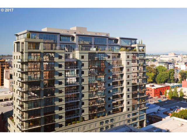 1025 NW Couch St #619, Portland, OR 97209 (MLS #17667818) :: Portland Lifestyle Team