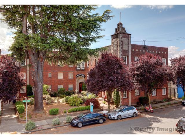 711 NE Randall Ave #302, Portland, OR 97232 (MLS #17676683) :: Hatch Homes Group