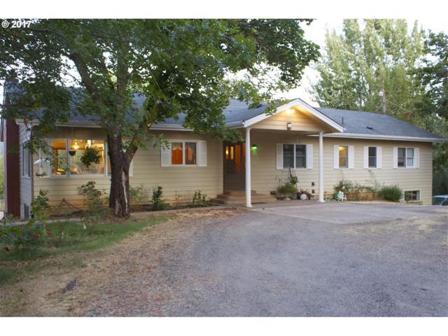 17924 NE Baker Creek Rd, Brush Prairie, WA 98606 (MLS #17682386) :: The Dale Chumbley Group