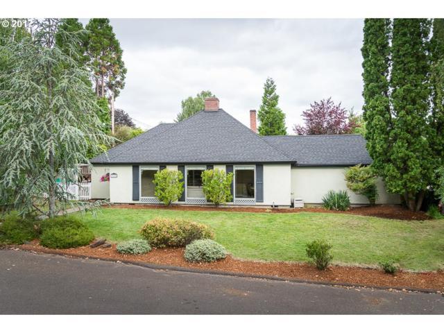 9755 SW Pinehurst Dr, Beaverton, OR 97005 (MLS #17683134) :: Hatch Homes Group