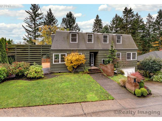 6510 SW Parkhill Dr, Portland, OR 97239 (MLS #17688169) :: The Reger Group at Keller Williams Realty