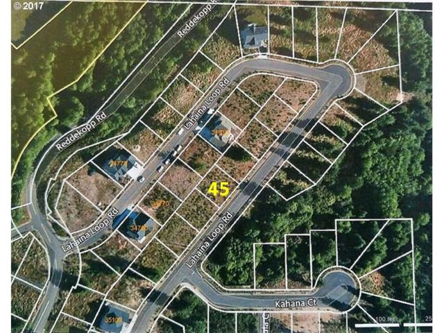 Lahaina Loop Lot45, Pacific City, OR 97135 (MLS #17688598) :: Cano Real Estate