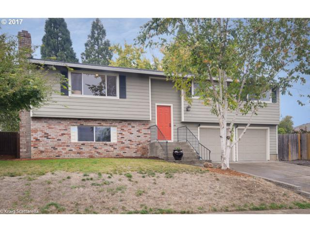 17745 NW Autumn Ridge Dr, Beaverton, OR 97006 (MLS #17690337) :: Matin Real Estate