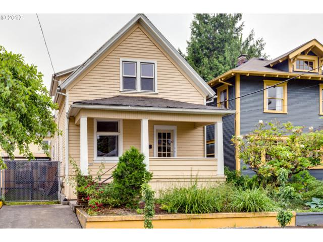 1229 SE 36TH Ave, Portland, OR 97214 (MLS #17692801) :: Craig Reger Group at Keller Williams Realty