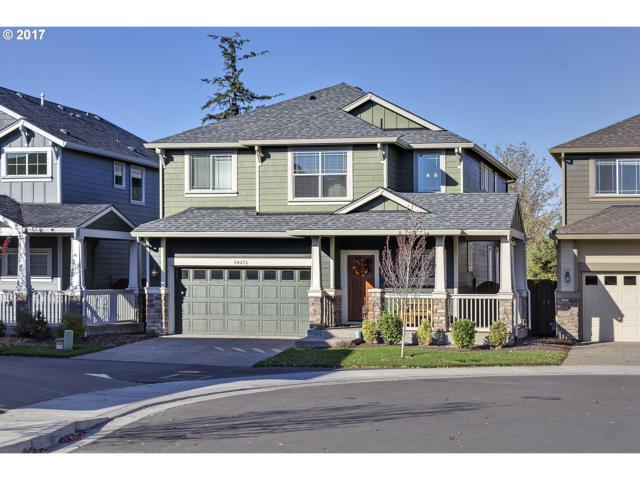 20473 SW Gracie St, Beaverton, OR 97006 (MLS #17696621) :: The Reger Group at Keller Williams Realty
