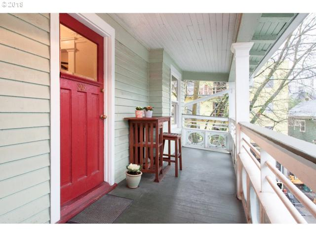 2127 NW Irving St #302, Portland, OR 97210 (MLS #17698574) :: Change Realty