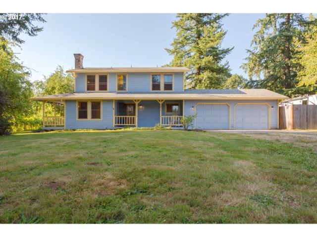 22812 NE 16TH St, Camas, WA 98607 (MLS #17698813) :: The Dale Chumbley Group