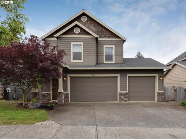 39436 Trillium St, Sandy, OR 97055 (MLS #18000984) :: Next Home Realty Connection