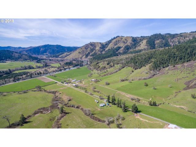 15084 Tiller Trail Hwy Hwy, Days Creek, OR 97429 (MLS #18001367) :: Hatch Homes Group