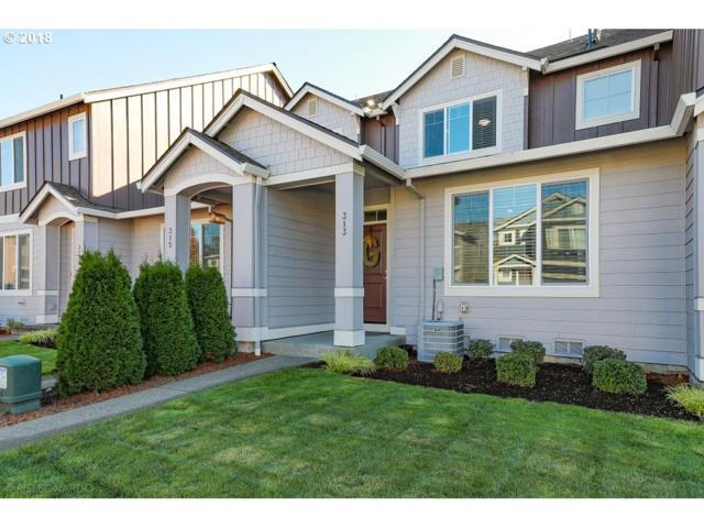 313 NE 52ND St, Vancouver, WA 98663 (MLS #18002784) :: The Sadle Home Selling Team