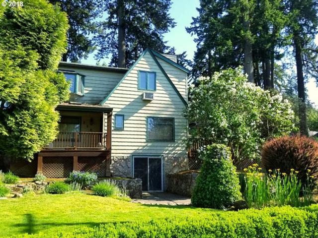 116 Northshore Rd, Lake Oswego, OR 97034 (MLS #18002861) :: Matin Real Estate