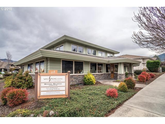 518 Washington St, Ashland, OR 97520 (MLS #18002983) :: Premiere Property Group LLC