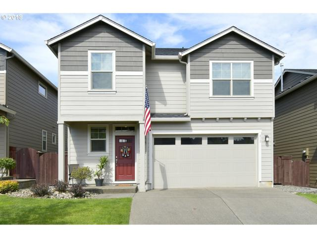 515 N 41ST Ave, Ridgefield, WA 98642 (MLS #18003143) :: The Dale Chumbley Group