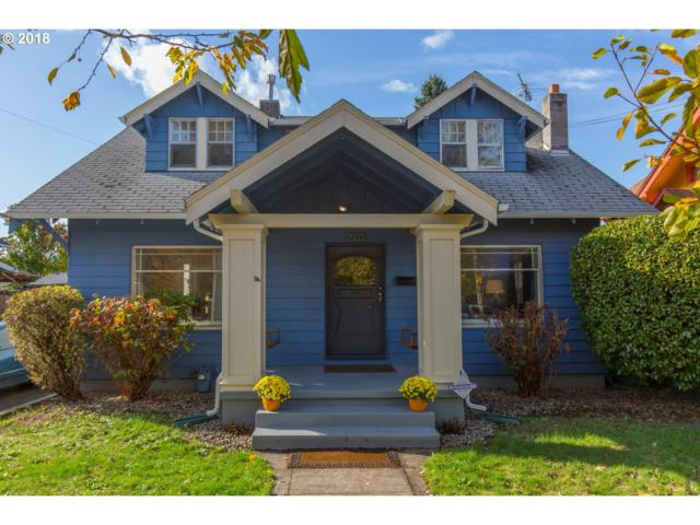2503 SE 49TH Ave, Portland, OR 97206 (MLS #18003592) :: Townsend Jarvis Group Real Estate