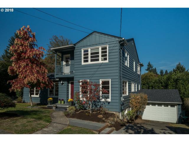 907 SW Troy St, Portland, OR 97219 (MLS #18003644) :: McKillion Real Estate Group
