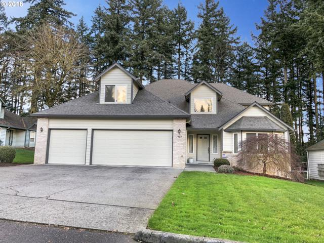 1507 SE 115TH Ct, Vancouver, WA 98664 (MLS #18003798) :: The Dale Chumbley Group