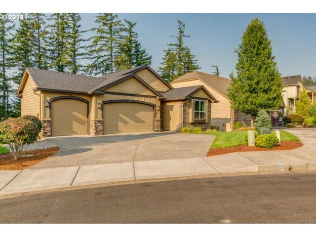 3262 37TH Ct, Washougal, WA 98671 (MLS #18004383) :: Matin Real Estate