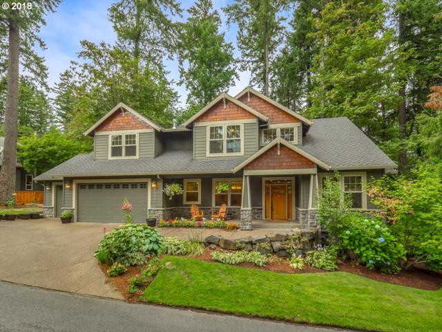 11525 SW Oak Creek Dr, Portland, OR 97219 (MLS #18004674) :: Next Home Realty Connection