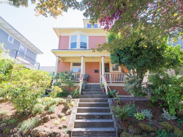 1622 NE Couch St, Portland, OR 97232 (MLS #18005001) :: The Sadle Home Selling Team