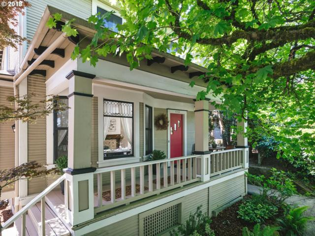 222 SW Gibbs St, Portland, OR 97239 (MLS #18005083) :: Next Home Realty Connection