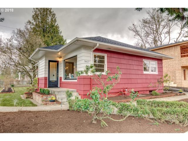 5627 SE 71ST Ave, Portland, OR 97206 (MLS #18005155) :: The Dale Chumbley Group