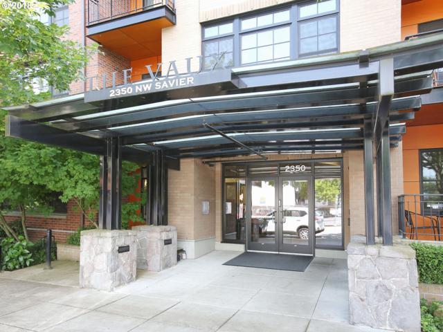 2350 NW Savier St 318B, Portland, OR 97210 (MLS #18005257) :: Hatch Homes Group