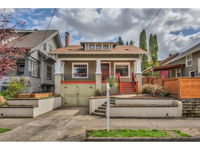 624 SE 38TH Ave, Portland, OR 97214 (MLS #18005309) :: Next Home Realty Connection