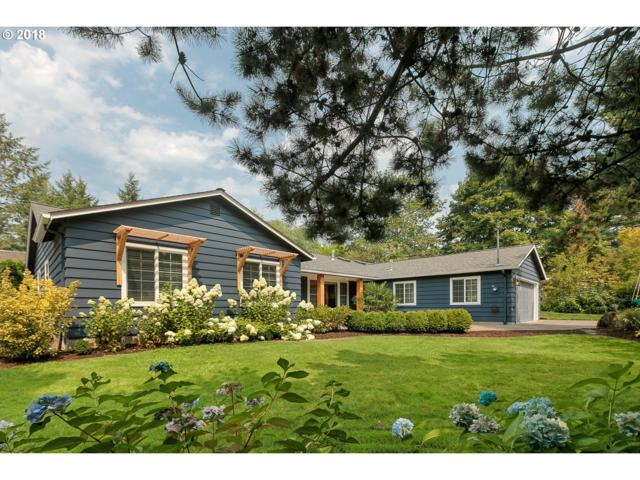8505 SW Fairway Dr, Portland, OR 97225 (MLS #18005435) :: Premiere Property Group LLC