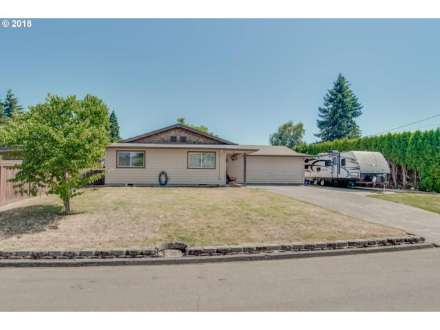 9603 NW 28TH Ave, Vancouver, WA 98665 (MLS #18005781) :: The Sadle Home Selling Team