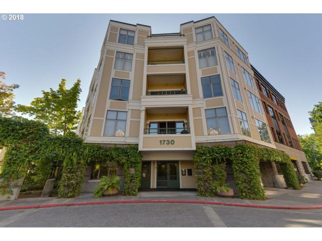 1730 SW Harbor Way #305, Portland, OR 97201 (MLS #18006671) :: Townsend Jarvis Group Real Estate
