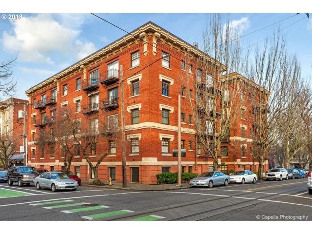 1829 NW Lovejoy St #302, Portland, OR 97209 (MLS #18006895) :: McKillion Real Estate Group