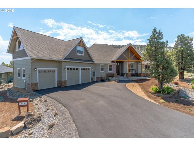 538 Highland Meadow Loop, Redmond, OR 97756 (MLS #18006994) :: Cano Real Estate