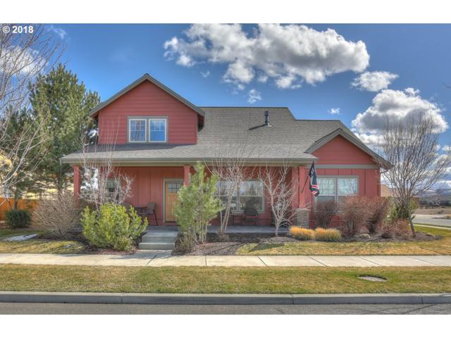 1436 NE Hudspeth Rd, Prineville, OR 97754 (MLS #18007414) :: Harpole Homes Oregon
