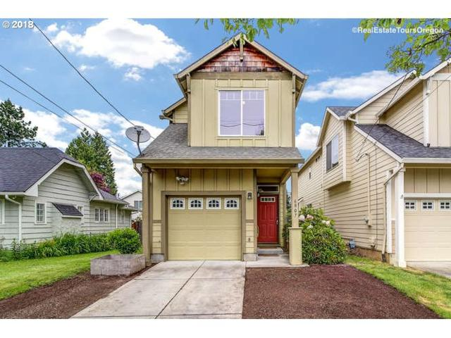 6807 N Smith St, Portland, OR 97203 (MLS #18007908) :: Team Zebrowski