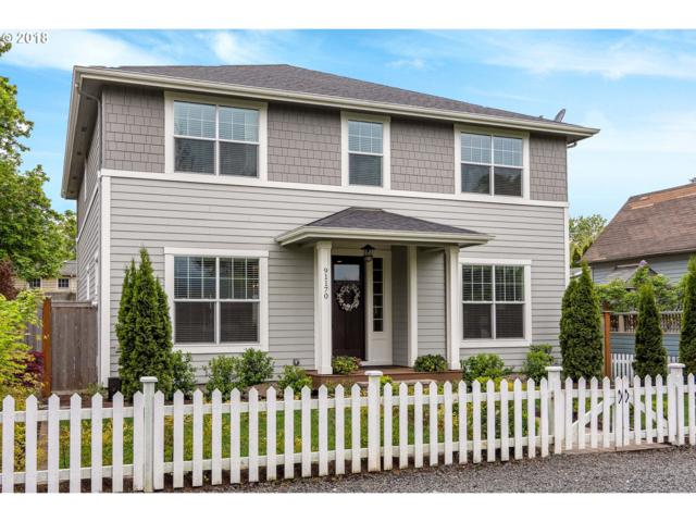 91170 N Harrison St, Coburg, OR 97408 (MLS #18008097) :: Song Real Estate