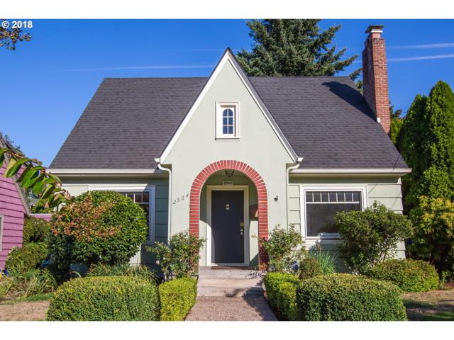 2564 NE 32ND Pl, Portland, OR 97212 (MLS #18008255) :: Next Home Realty Connection