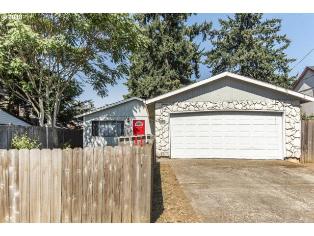 6927 SE Boise St, Portland, OR 97206 (MLS #18008429) :: The Dale Chumbley Group