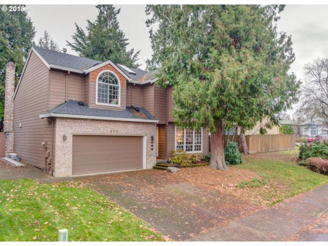 420 SW Seminole Dr, Beaverton, OR 97006 (MLS #18008745) :: Homehelper Consultants