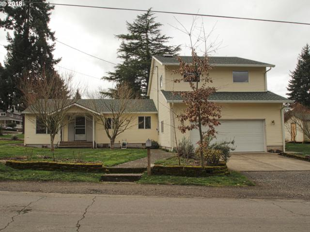 4900 NW Columbia St, Vancouver, WA 98663 (MLS #18008759) :: The Dale Chumbley Group