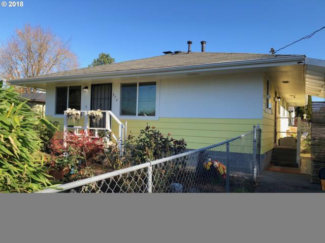 374 S 8TH St, St. Helens, OR 97051 (MLS #18008769) :: Townsend Jarvis Group Real Estate