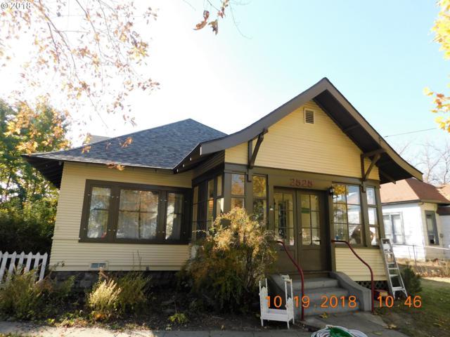 2525 Court Ave, Baker City, OR 97814 (MLS #18009088) :: Realty Edge