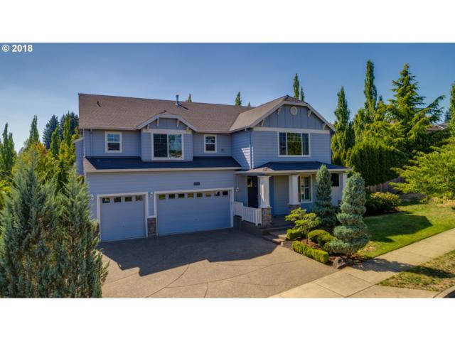 12817 SE Meadehill Ave, Happy Valley, OR 97086 (MLS #18009252) :: Matin Real Estate