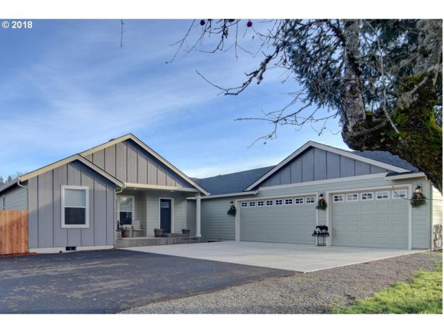 2119 Lewis River Rd, Woodland, WA 98674 (MLS #18011467) :: Premiere Property Group LLC