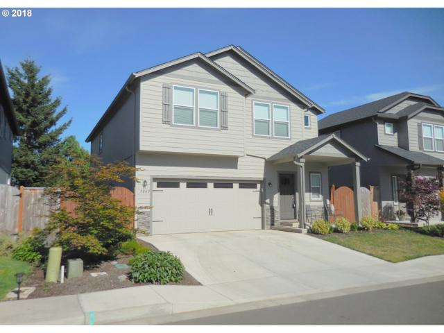 3043 Guadalupe Way, Eugene, OR 97408 (MLS #18011613) :: Song Real Estate