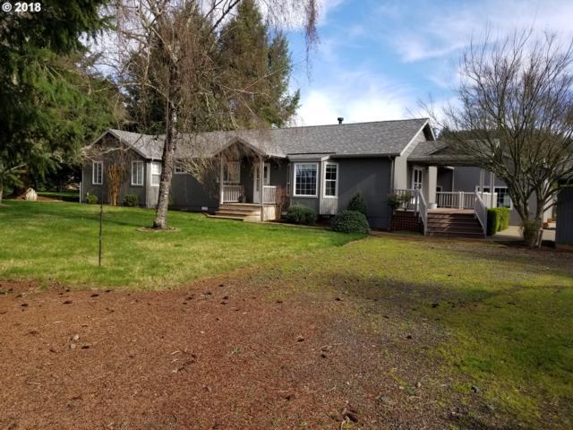 2578 Azalea Dr, Elkton, OR 97436 (MLS #18011654) :: Keller Williams Realty Umpqua Valley