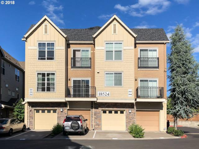 18524 NW Red Wing Way #201, Hillsboro, OR 97006 (MLS #18012018) :: Cano Real Estate