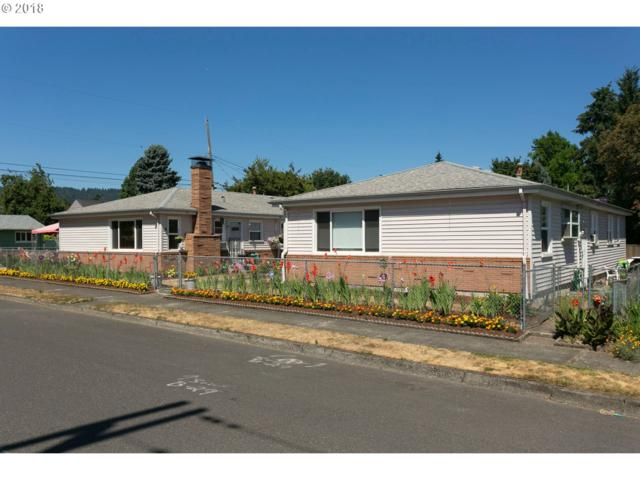 7205 N Reno Ave, Portland, OR 97203 (MLS #18012380) :: R&R Properties of Eugene LLC