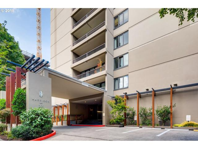 255 SW Harrison St 23D, Portland, OR 97201 (MLS #18012555) :: Cano Real Estate