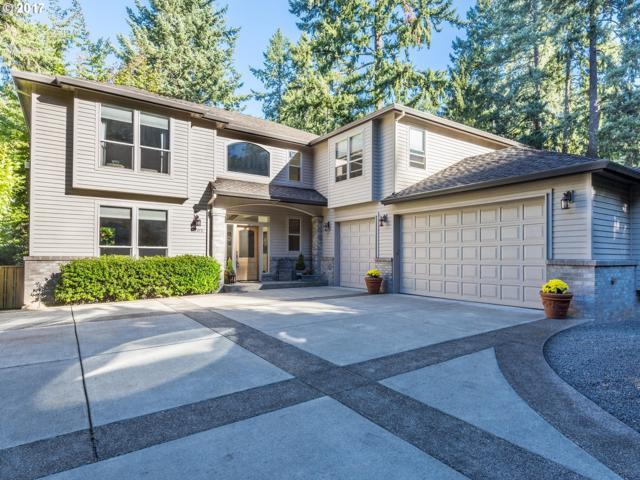 4305 Upper Dr, Lake Oswego, OR 97035 (MLS #18013302) :: Hatch Homes Group