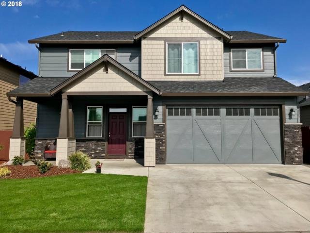 10403 NE 154TH Pl, Vancouver, WA 98682 (MLS #18013878) :: The Dale Chumbley Group